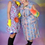 Hausfrau Hildegard Stripshow